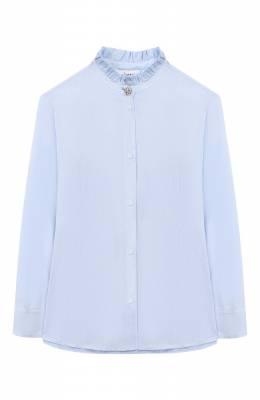 Хлопковая блузка Aletta AC999326ML/9A-16A