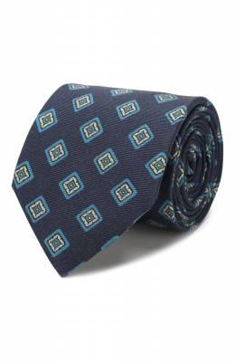 Шелковый галстук Eton A000 31856