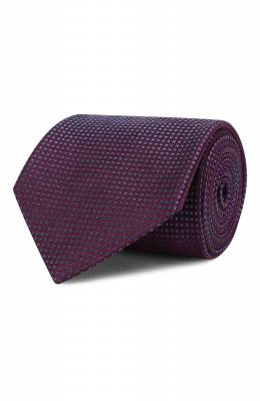 Шелковый галстук Brioni 062H00/08440