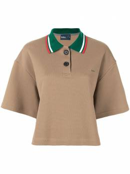 Kolor рубашка-поло с контрастным воротником 20SCLT03202