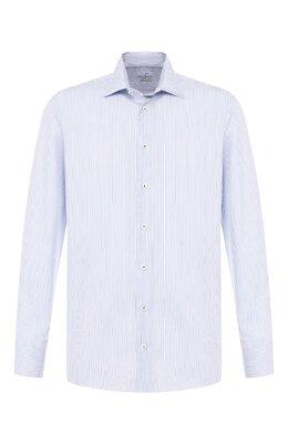 Хлопковая сорочка Van Laack RET-TFN/161478
