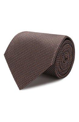 Шелковый галстук Brioni 062I00/08443