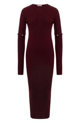 Шерстяное платье Mrz FW19-0002