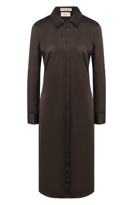 Шелковое платье Bottega Veneta 577159/VA6R0