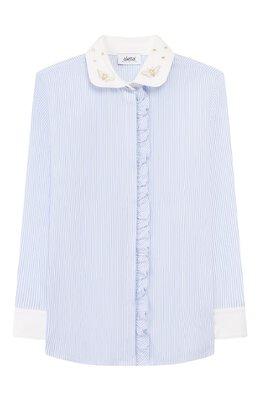 Хлопковая блузка Aletta AC999306ML/9A-16A