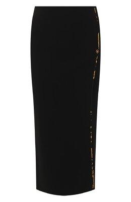 Юбка из вискозы Versace A85858/A233374