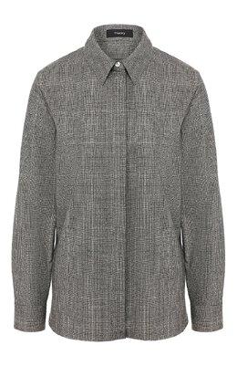Шерстяная рубашка Theory J1001505