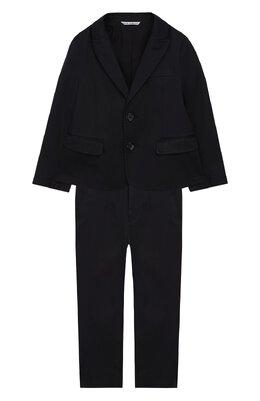 Хлопковый костюм Dolce&Gabbana L41U53/LT361/2-6