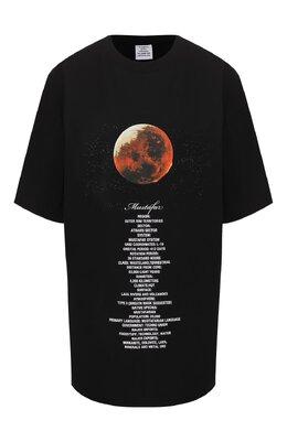 Хлопковая футболка Star Wars x Vetements Vetements USW21TS013 1600/W