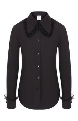Хлопковая рубашка Sara Roka AVEREL 48/FW19-01