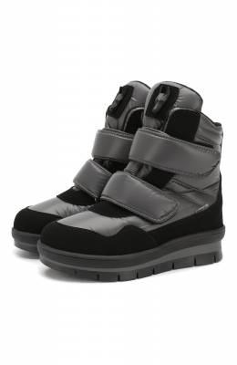 Утепленные ботинки Jog Dog 14060R/TU0N0 BALTIC0/32-35