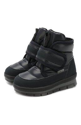 Текстильные ботинки Jog Dog 13024R/TU0N0 BALTIC0/23-28