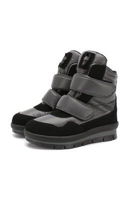 Утепленные ботинки Jog Dog 14060R/TU0N0 BALTIC0/29-31