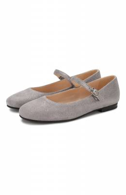Кожаные туфли Il Gufo G234/INCR0CIAT0 SALVAD0R/31-34