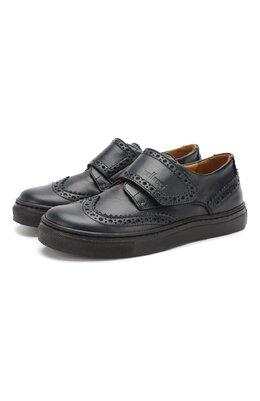Кожаные туфли Gallucci J20032NM/SC P V G0M VIT/VIT