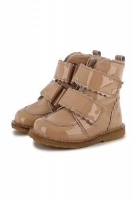 Кожаные ботинки Petit Nord 2533/20-27