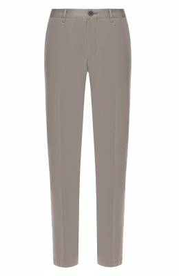 Хлопковые брюки Boss by Hugo Boss 50415422