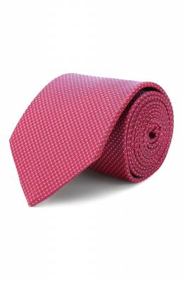 Шелковый галстук Eton A000 32026