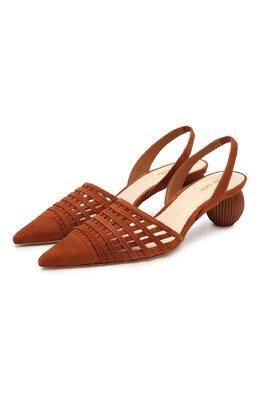 Замшевые туфли Keri Cult Gaia C-09SD