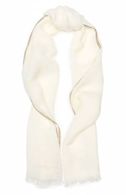 Льняной шарф Corneliani 83B229-9129018/00