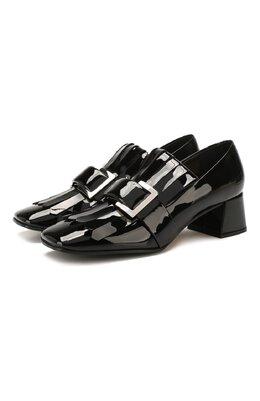 Кожаные туфли Sergio Rossi A86410-MVIV01