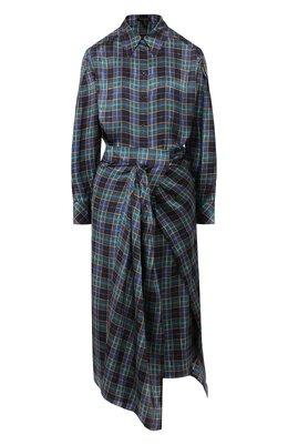 Шелковое платье Escada 5032439