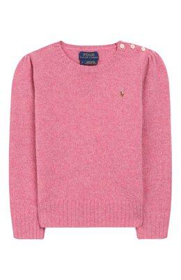 Пуловер из шерсти и кашемира Polo Ralph Lauren 313751019