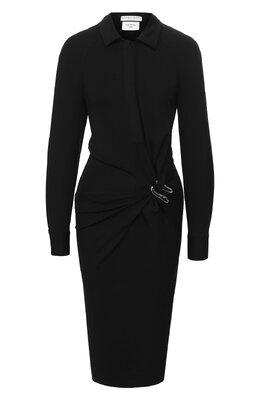 Платье из вискозы Bottega Veneta 609304/VKIJ0