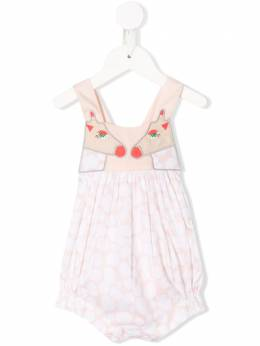 Stella McCartney Kids боди Giraffe Spots 589571SOK72