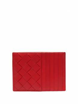 Bottega Veneta кошелек на молнии с плетением Intrecciato 608088VCPP3