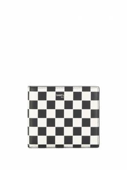 Saint Laurent бумажник в клетку 3963070B8DE