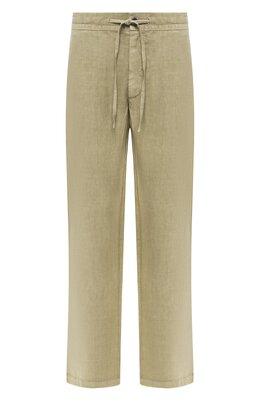 Льняные брюки 120% Lino P0M2072/0253/001
