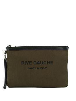 Saint Laurent клатч Rive Gauche 581369GOA9D
