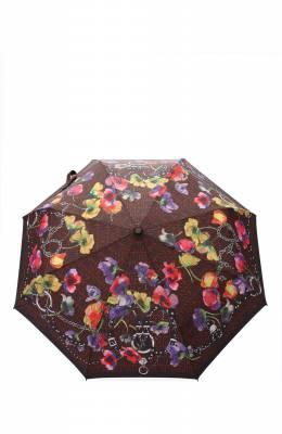 Складной зонт с принтом Moschino 8016-0PENCL0SE