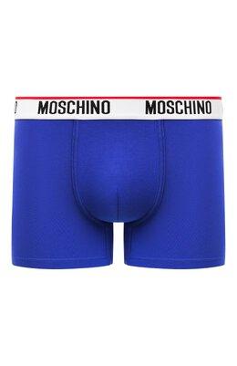 Хлопковые боксеры Moschino A4717/8119