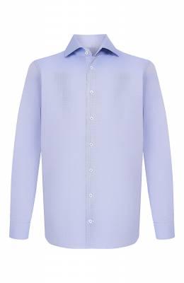 Хлопковая рубашка Van Laack RES0-PTFC6/132383