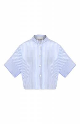 Хлопковая рубашка Erika Cavallini PE/P/P0SJ10