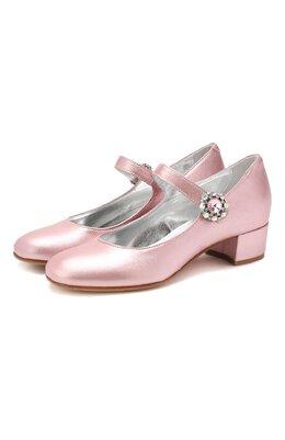 Кожаные туфли Missouri 78031/31-34