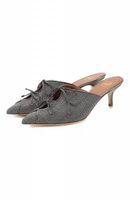 Текстильные мюли Malone Souliers VICT0RIA MS 45-4