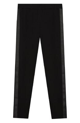 Хлопковые брюки Moncler Enfant E2-954-87610-00-829F4/8-10A