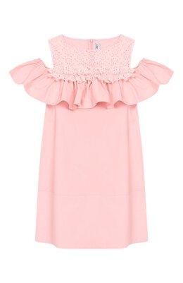 Хлопковое платье Simonetta 1K1082/KA010/10-14+