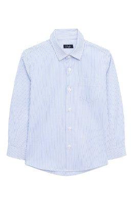 Хлопковая рубашка Il Gufo P20CL110C1052/2A-4A