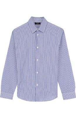 Хлопковая рубашка с воротником кент Dal Lago N402/2837/4-6