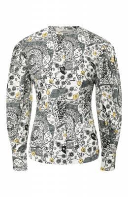 Хлопковая рубашка Isabel Marant Etoile HT1692-20P076E/UNATIL