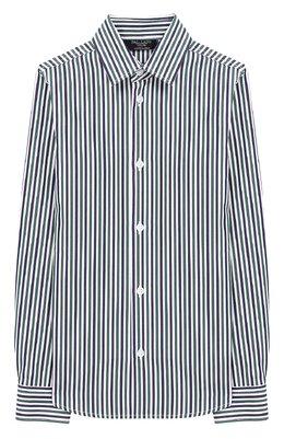 Хлопковая рубашка Dal Lago N402/8704/4-6
