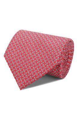 Шелковый галстук Brioni 062H00/08476