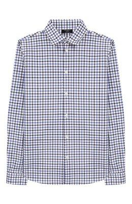 Хлопковая рубашка Dal Lago N402Q/8710/13-16