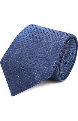 Шелковый галстук с узором Ralph Lauren P64/XZ7AQ/XY7AQ