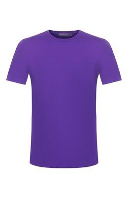 Хлопковая футболка Ralph Lauren 790687036
