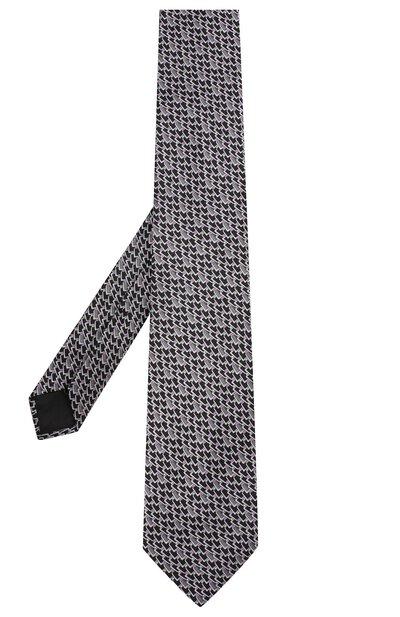 Шелковый галстук Zilli 50236/TIES - 2